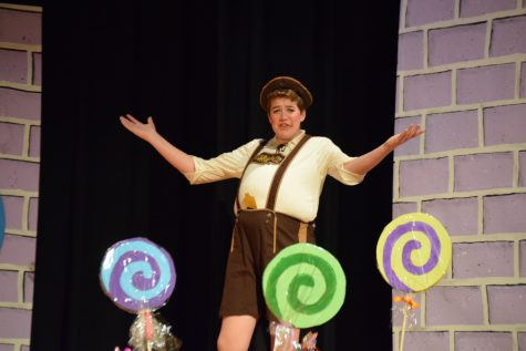 Fall play 'Charlie and the Chocolate Factory' showcases Rolla theatre