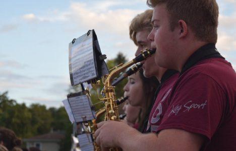 Marching Bulldog Brigade shares story of its season this year
