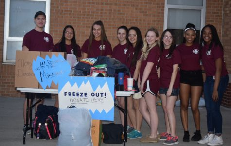 STUCO Freeze Out