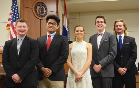 RHS kicks off 'Constitution Project' with a debate over gun control on Missouri House floor