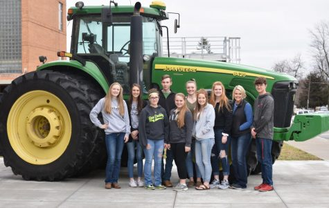 Future Farmers of America members spend the week celebrating FFA Week