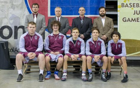 Rolla Wrestling brings home four state medals