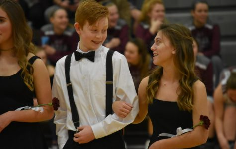 Freshman and sophomore Courtwarming Princes and Princesses announced