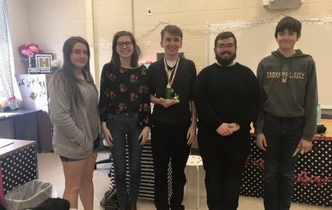 Academic team awarded 3rd place at competition
