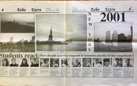 RHS staff share their stories of 9/11