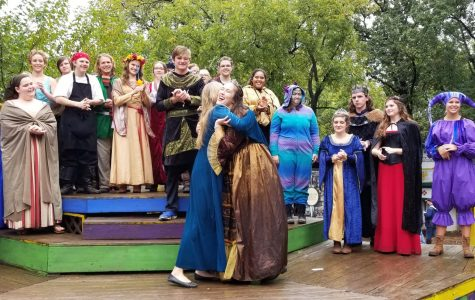 Chamber Choir performs at Kansas City Renaissance Festival