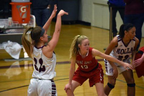 Photo gallery: girl's varsity basketball