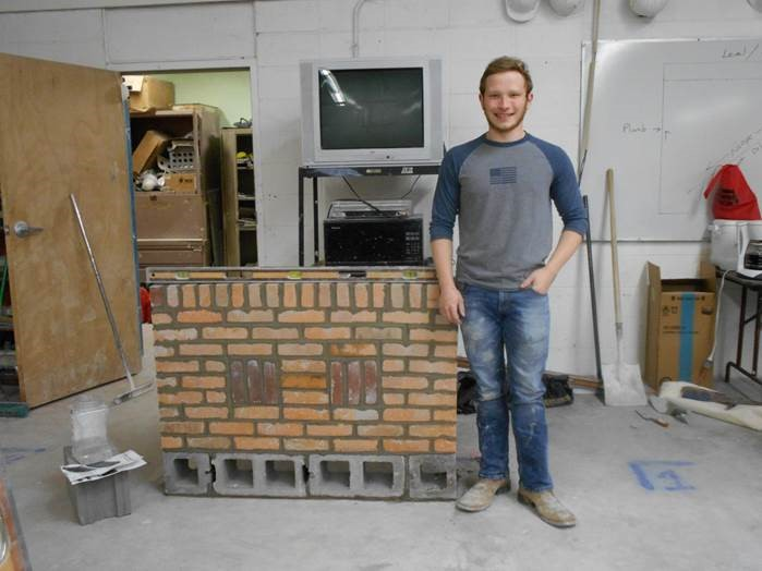 Masonry classes offer real world opportunities