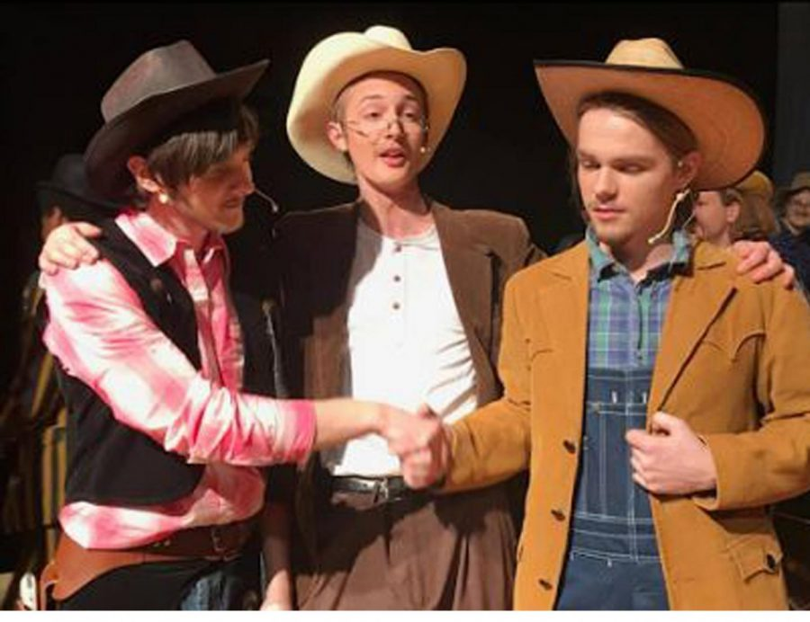 'Oklahoma!' plays to a full house for all four performances