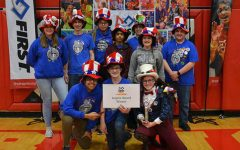 Robotics qualifies for world tournament after successful state championship
